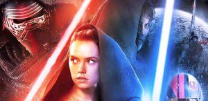 плакат Звездный войны, эпизод 8