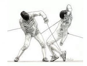 спортивное фехтование 21 век